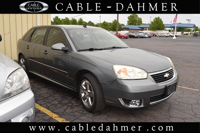 Cable Dahmer Chevrolet >> Pre-Owned 2006 Chevrolet Malibu Maxx LTZ 4D Station Wagon ...